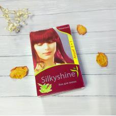 """Хна для окрашивания волос Silkyshine""""Бургунди"""""""